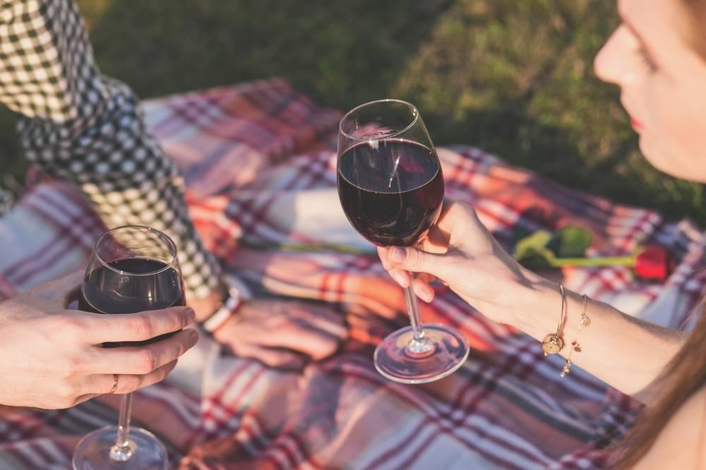 Какой алкоголь можно пить при диете
