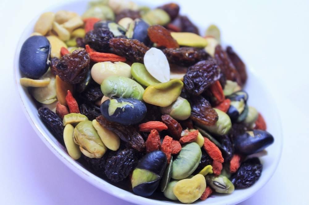 Почему в сухофруктах больше калорий