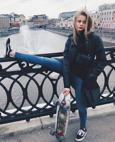 Александра бортич поправилась для роли