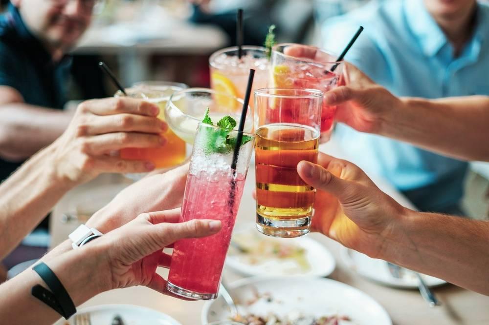 Какой алкоголь можно пить при диете при похудении чтобы не поправиться советы