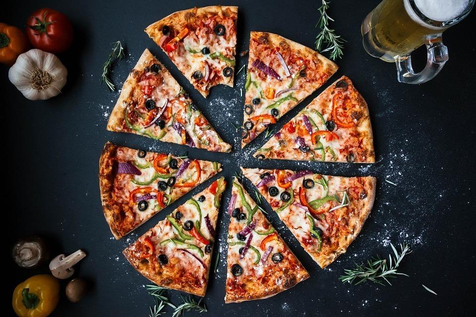 Пп пицца на курином фарше. Пицца без теста диетическая —, как приготовить