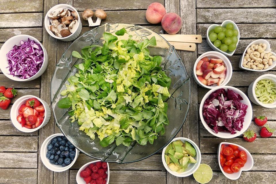 Совместимость продуктов питания: как правильно сочетать продукты